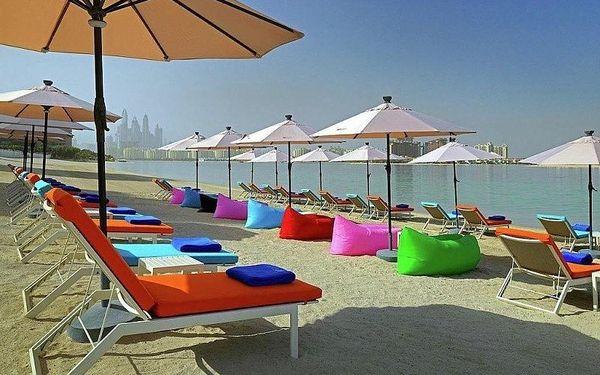 ALOFT PALM JUMEIRAH, Dubai, Spojené arabské emiráty, Dubai, letecky, snídaně v ceně3