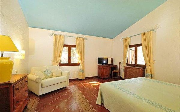 Arbatax Park Resort - Cottage, Sardinie / Sardegna, Itálie, Sardinie / Sardegna, letecky, snídaně v ceně2