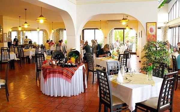 Hotel ROCA MAR, Caniço, Madeira, Caniço, letecky, snídaně v ceně2