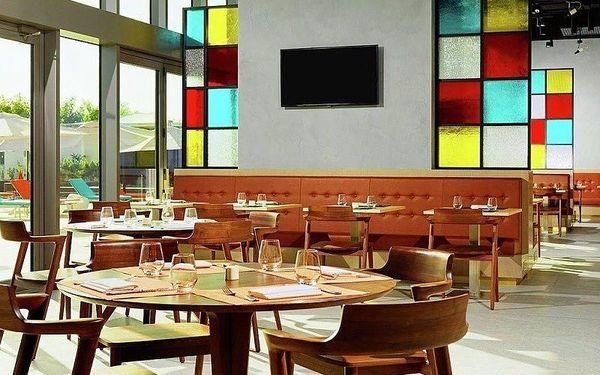 ALOFT PALM JUMEIRAH, Dubai, Spojené arabské emiráty, Dubai, letecky, snídaně v ceně4