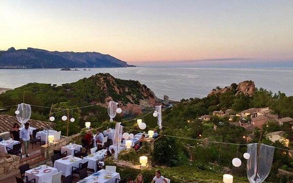 Sigillum Monte Turri At Arbatax Park Resort, Sardinie / Sardegna, Itálie, Sardinie / Sardegna, letecky, snídaně v ceně3