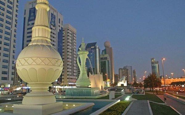 HOLIDAY INN DOWN TOWN ABU DHABI, Dubai, Spojené arabské emiráty, Dubai, letecky, bez stravy2