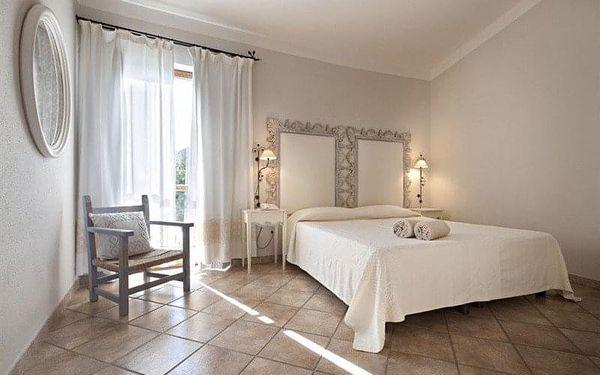 Blu Sant Elmo Beach Hotel, Sardinie / Sardegna, Itálie, Sardinie / Sardegna, letecky, plná penze3