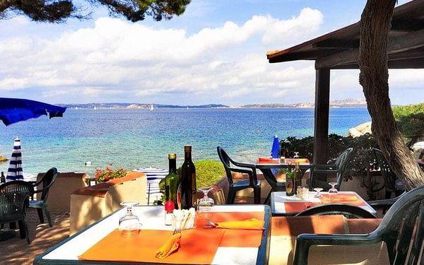 Grand Hotel Smeraldo Beach, Sardinie / Sardegna, Itálie, Sardinie / Sardegna, letecky, snídaně v ceně2