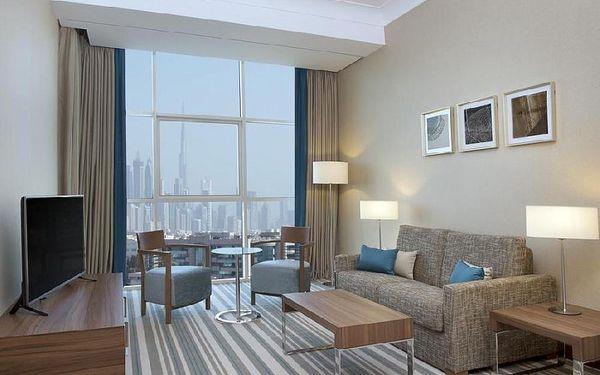 HILTON GARDEN INN DUBAI AL MINA, Dubai, Spojené arabské emiráty, Dubai, letecky, snídaně v ceně2