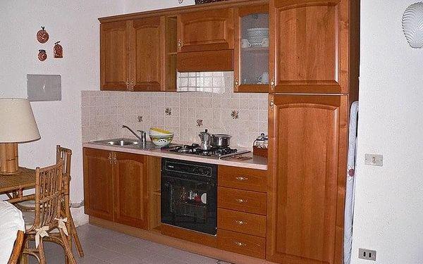 Apartmány La Pineta, Sardinie / Sardegna, Itálie, Sardinie / Sardegna, letecky, bez stravy2