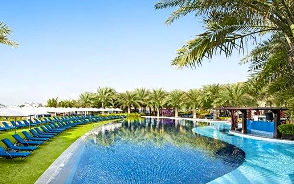 HOTEL RIXOS THE PALM DUBAI, Dubai, Spojené arabské emiráty, Dubai, letecky, ultra all inclusive3