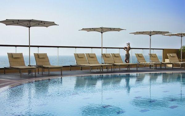 Amwaj Rotana, Jumeirah Beach Residence, Dubai, Spojené arabské emiráty, Dubai, letecky, snídaně v ceně4