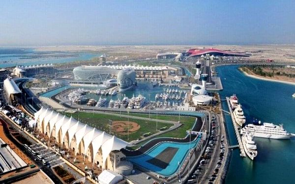 SHANGRI-LA HOTEL QARYAT AL BERI, ABU DHABI, Abu Dhabi, Spojené arabské emiráty, Abu Dhabi, letecky, bez stravy2