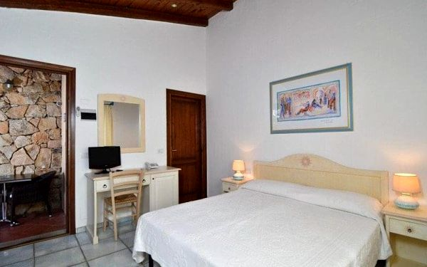 Hotel Li Suari, Sardinie / Sardegna, Itálie, Sardinie / Sardegna, letecky, all inclusive2