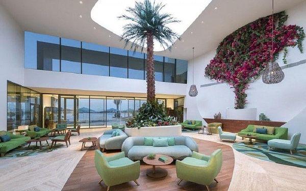 THE RETREAT PALM DUBAI, Dubai, Spojené arabské emiráty, Dubai, letecky, polopenze4
