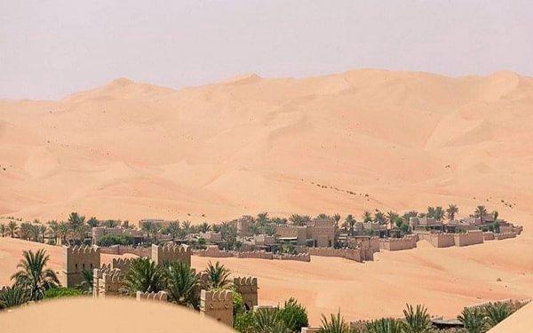 QASR AL SARAB DESERT RESORT BY ANANTARA, Abu Dhabi, Spojené arabské emiráty, Abu Dhabi, letecky, snídaně v ceně2