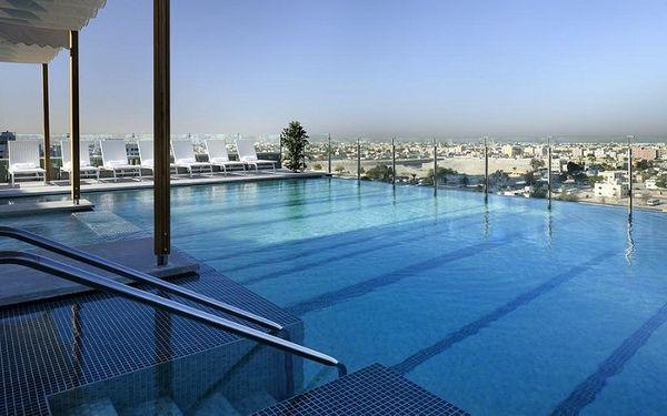 VOCO DUBAI, Dubai, Spojené arabské emiráty, Dubai, letecky, snídaně v ceně3