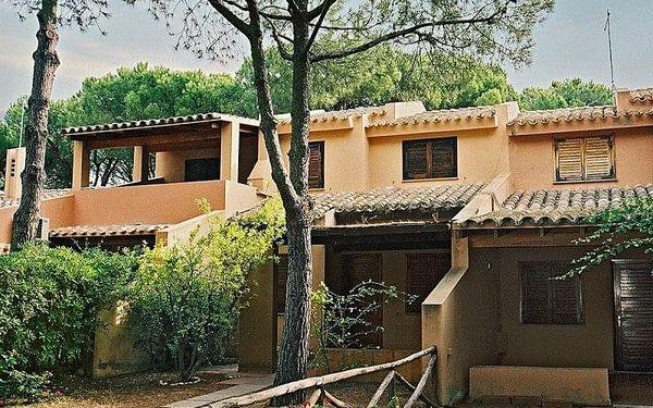Apartmány La Pineta, Sardinie / Sardegna, Itálie, Sardinie / Sardegna, letecky, bez stravy3