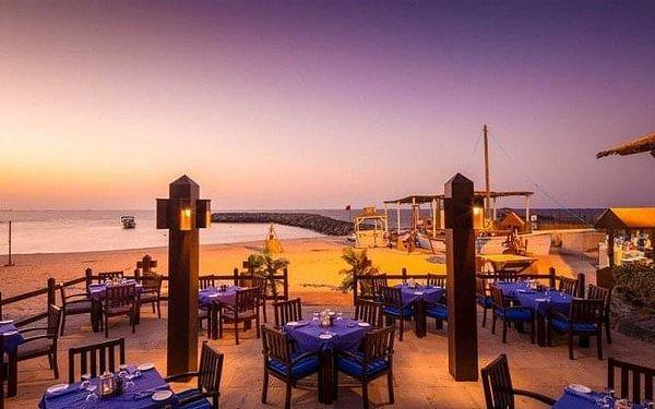 Coral Beach Sharjah, Sharjah, Spojené arabské emiráty, Sharjah, letecky, snídaně v ceně2