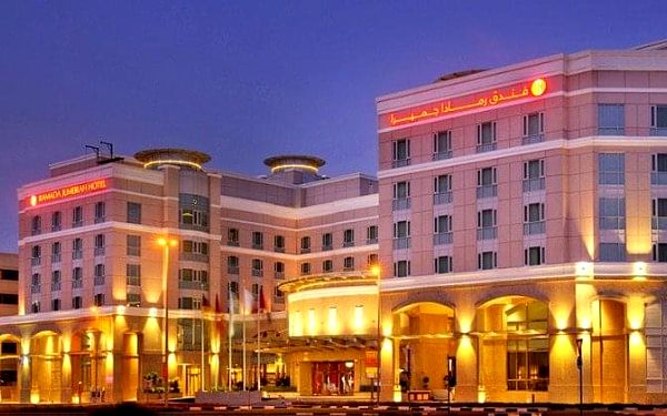 HOTEL RAMADA BY WYNDHAM JUMEIRAH, Dubai, Spojené arabské emiráty, Dubai, letecky, polopenze3