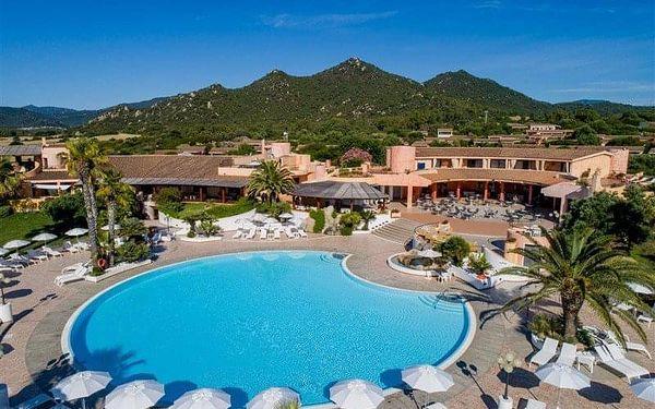 Blu Sant Elmo Beach Hotel, Sardinie / Sardegna, Itálie, Sardinie / Sardegna, letecky, plná penze4