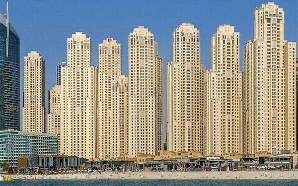 DELTA HOTELS JUMEIRAH BEACH, DUBAI, Dubai, Spojené arabské emiráty, Dubai, letecky, snídaně v ceně4