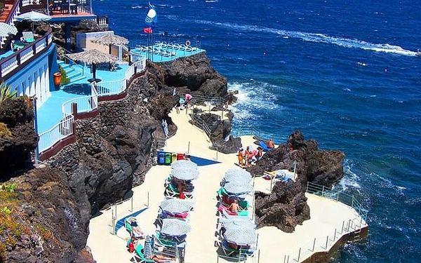 Hotel ROCA MAR, Caniço, Madeira, Caniço, letecky, snídaně v ceně3