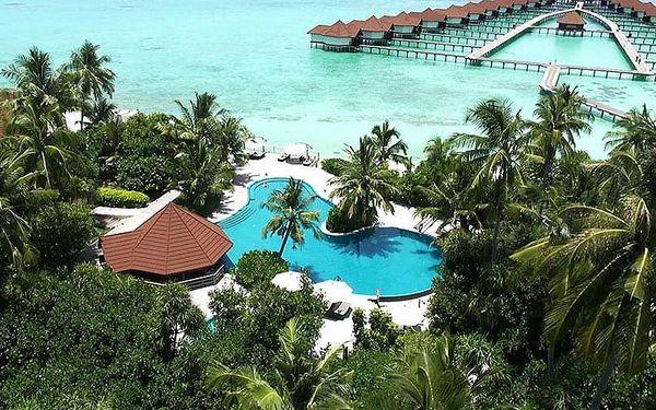 Hotel Robinson Club Noonu, Maledivy, letecky, all inclusive3