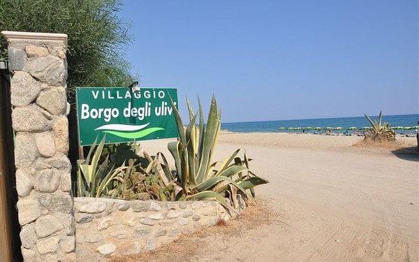 Villaggio Borgo degli Ulivi, Kalábrie, Itálie, Kalábrie, letecky, bez stravy3