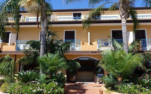 Hotel Grotticelle, Kalábrie, Itálie, Kalábrie, letecky, polopenze4