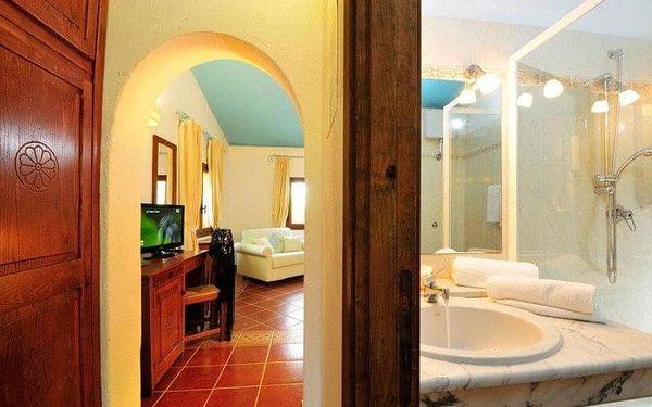 Arbatax Park Resort - Cottage, Sardinie / Sardegna, Itálie, Sardinie / Sardegna, letecky, snídaně v ceně4