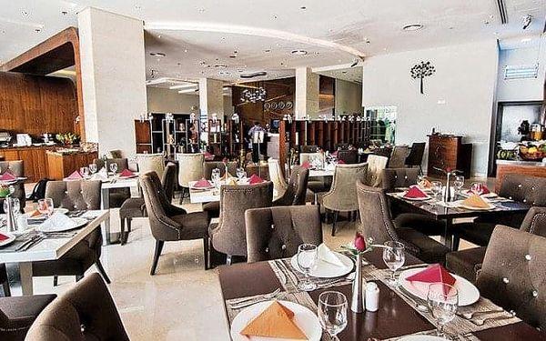 HOTEL SIGNATURE HOTEL AL BARSHA, Dubai, Spojené arabské emiráty, Dubai, letecky, polopenze2