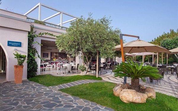 Chia Laguna Resort - Hotel Village, Sardinie / Sardegna, Itálie, Sardinie / Sardegna, letecky, polopenze2