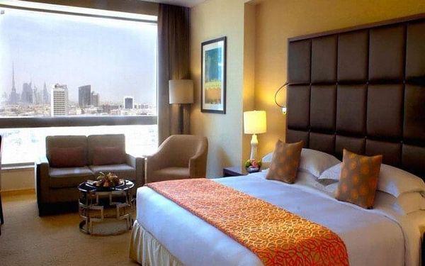 SWISSOTEL AL GHURAIR DUBAI, Dubai, Spojené arabské emiráty, Dubai, letecky, snídaně v ceně3