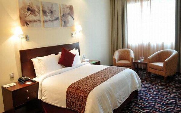 CASSELS AL BARSHA HOTEL, Dubai, Spojené arabské emiráty, Dubai, letecky, snídaně v ceně5