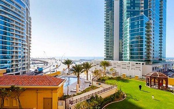 RAMADA HOTEL & SUITES BY WYNDHAM DUBAI JBR, Dubai, Spojené arabské emiráty, Dubai, letecky, snídaně v ceně2