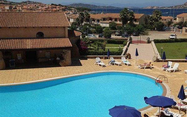 Club Esse Posada Beach Resort, Sardinie / Sardegna, Itálie, Sardinie / Sardegna, letecky, polopenze2