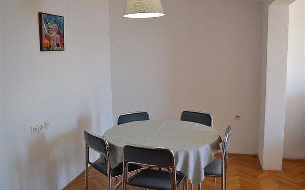 Apartmány ANTE, Omiš, Chorvatsko, Omiš, letecky, polopenze5