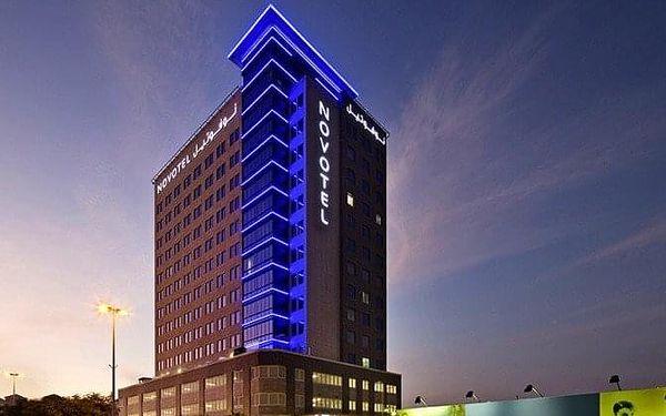 HOTEL NOVOTEL BUR DUBAI, Dubai, Spojené arabské emiráty, Dubai, letecky, snídaně v ceně5