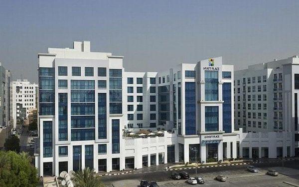 HYATT PLACE DUBAI - BANIYAS SQUARE, Dubai, Spojené arabské emiráty, Dubai, letecky, snídaně v ceně4
