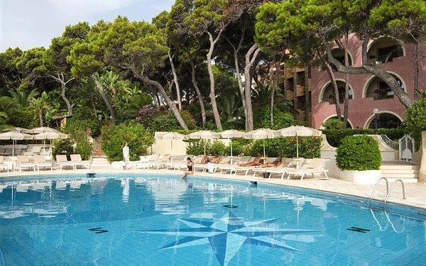 Forte Village Resort - Hotel Castello, Sardinie / Sardegna, Itálie, Sardinie / Sardegna, letecky, polopenze2