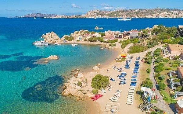 Santo Stefano Resort, Sardinie / Sardegna, Itálie, Sardinie / Sardegna, letecky, all inclusive4
