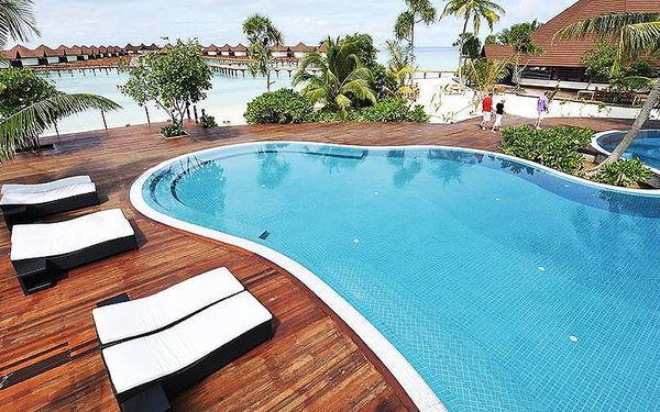 Hotel Robinson Club Noonu, Maledivy, letecky, all inclusive4