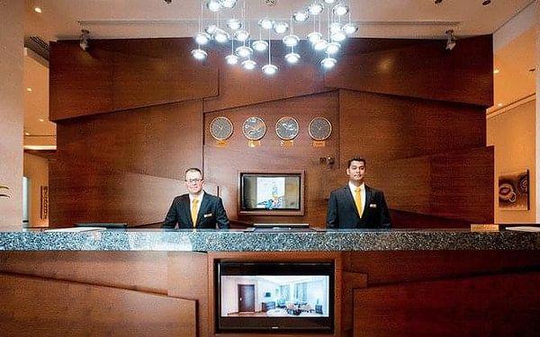 HOTEL SIGNATURE HOTEL AL BARSHA, Dubai, Spojené arabské emiráty, Dubai, letecky, polopenze4