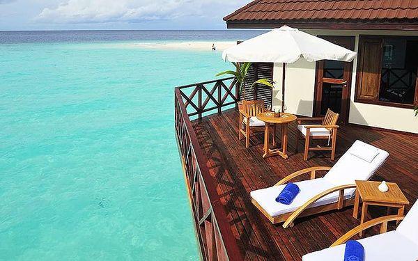 Hotel Robinson Club Noonu, Maledivy, letecky, all inclusive5
