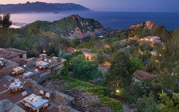 Sigillum Monte Turri At Arbatax Park Resort, Sardinie / Sardegna, Itálie, Sardinie / Sardegna, letecky, snídaně v ceně4
