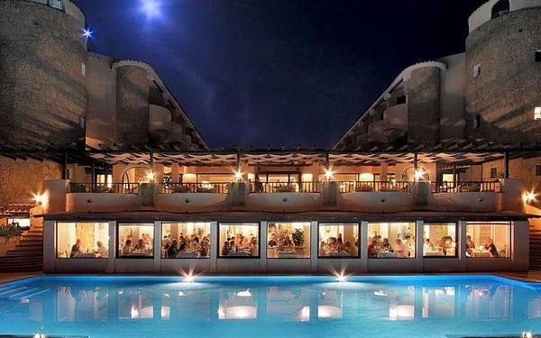 Grand Hotel Smeraldo Beach, Sardinie / Sardegna, Itálie, Sardinie / Sardegna, letecky, snídaně v ceně3