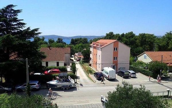 Penzion PIKOLO, Severní Dalmácie, Chorvatsko, Severní Dalmácie, letecky, polopenze4