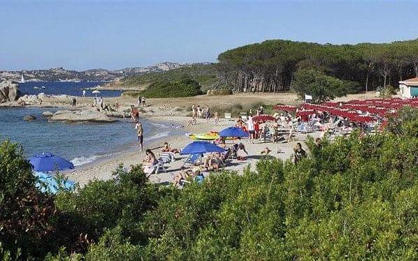 Club Esse Posada Beach Resort, Sardinie / Sardegna, Itálie, Sardinie / Sardegna, letecky, polopenze3