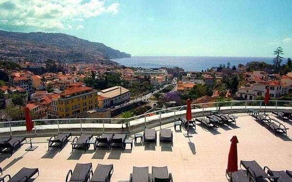 FOUR VIEWS BAIA, Funchal, Madeira, Funchal, letecky, snídaně v ceně4