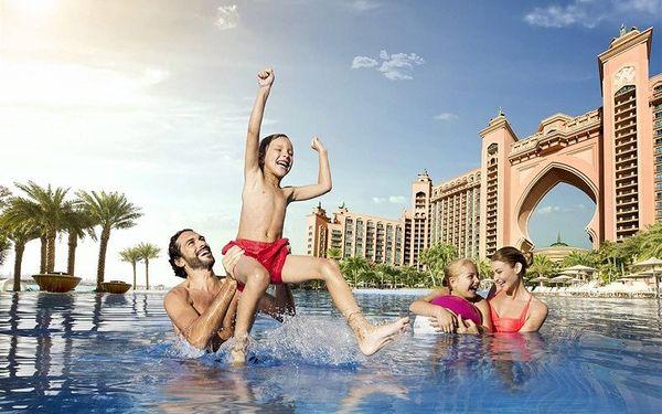 Atlantis The Palm, Dubai, Spojené arabské emiráty, Dubai, letecky, polopenze4