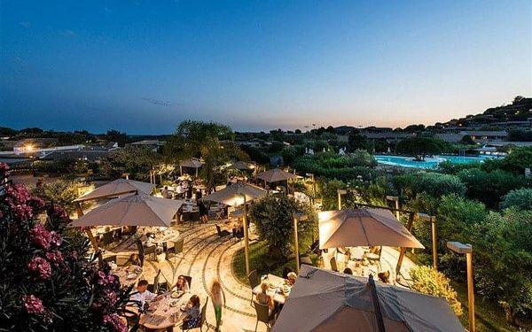 Chia Laguna Resort - Hotel Village, Sardinie / Sardegna, Itálie, Sardinie / Sardegna, letecky, polopenze3