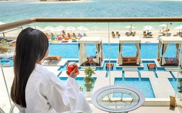 Spojené arabské emiráty - Dubaj letecky na 4-15 dnů, snídaně v ceně