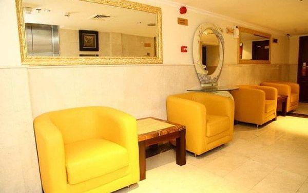 SAFFRON HOTEL, Dubai, Spojené arabské emiráty, Dubai, letecky, bez stravy5